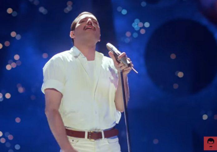 Freddie Mercury - Time - Foto: reprodução / Youtube