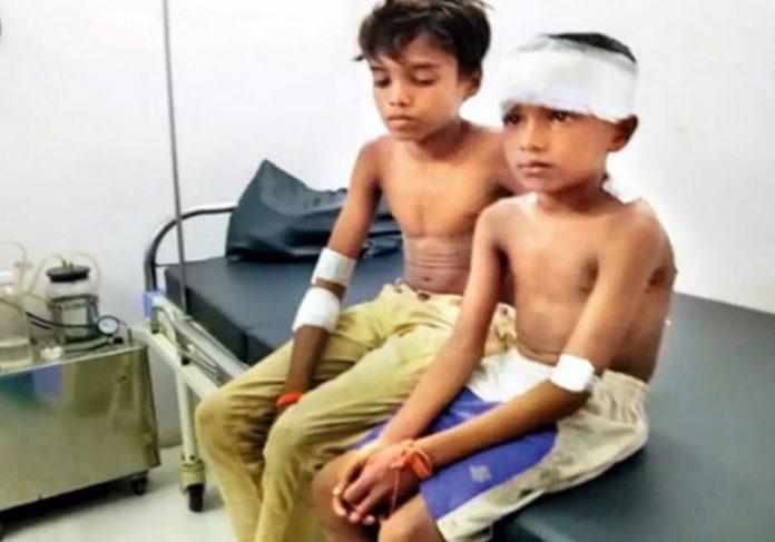 Os primos no hospital - Foto: TV9
