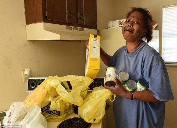 Senhora Johnson - Foto: Al.com/landov
