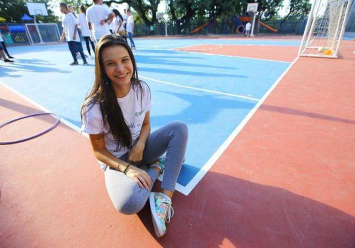 Marcella Bertoluci - Foto: Lauro Alves / Agência RBS