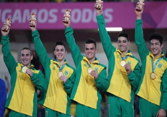 Foto: Reuters|Ouro no taekwondo Foto: COB