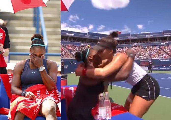 Serena e Bianca - Fotos: divulgação / WTA Serena e Bianca - Foto: divulgação