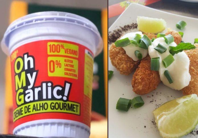 Pasta de alho Oh My Garlic - Fotos: divulgação Nijed e Samar Semaan - Foto: arquivo pessoal 