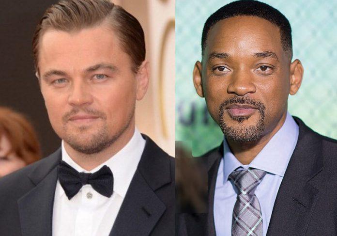 Leonardo DiCaprio e Will Smith - Fotos: reprodução