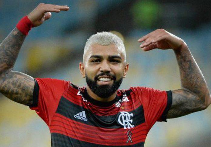 Gabigol - Foto: Alexandre Vidal / Flamengo