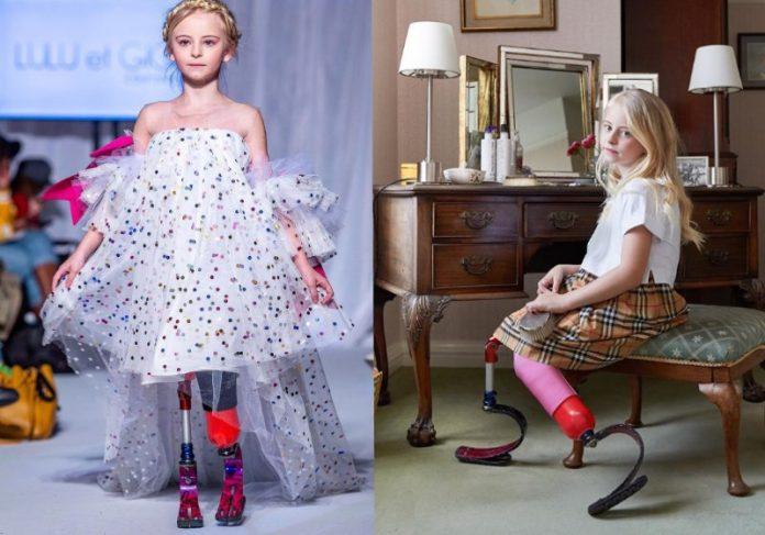 Foto: reprodução Instagram Daisy nasceu com uma deformação Foto: reprodução instagram Foto: Instagram