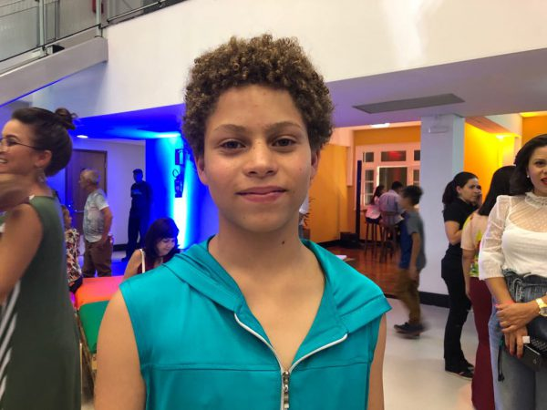 Kaylon, 13 anos - Foto: SóNotíciaBoa