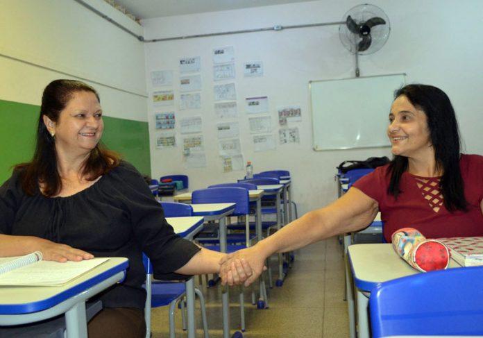 Iraci e Silvia - Foto: Fabiana Assis/G1|