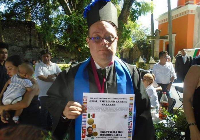 Carlos Enrique de Saro Puebla Foto: reprodução|Fotos: reprodução Nation|
