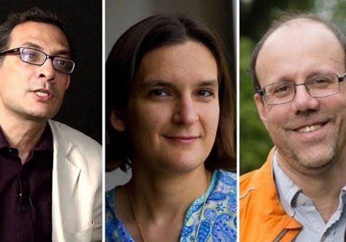 Vencedores Nobel Economia 2019 - Fotos: reprodução / Instagram