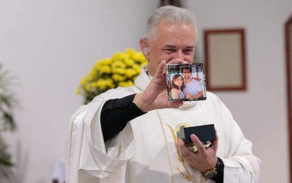 Padre Wilson Czaia - Foto: Renato Cunha