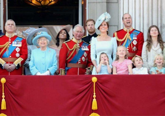 Família real britânica - Chris Jackson / Getty Images