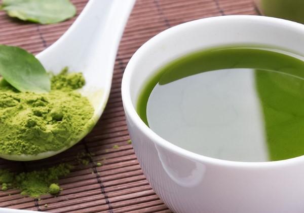 Chá Verde Foto: reprodução