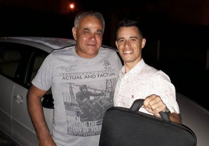 Cássio e Anderson - Foto: reprodução / Facebook