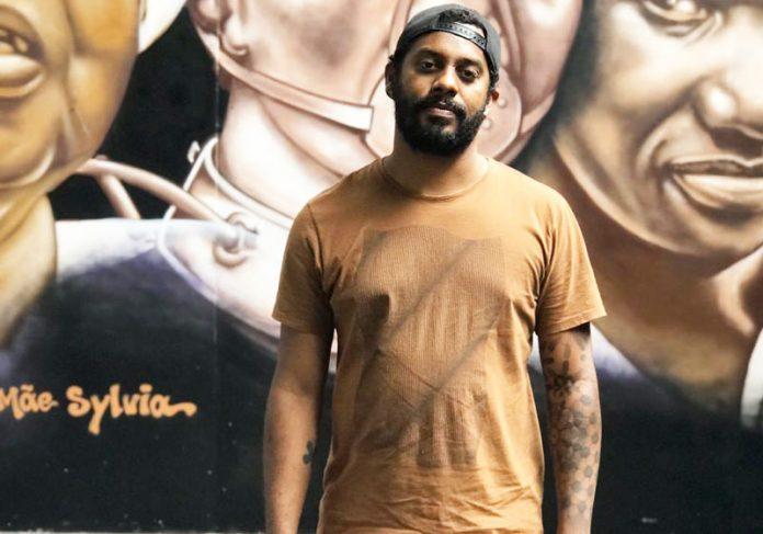 Edinho Poesia - Foto: Vagner Vital/Agência Mural|