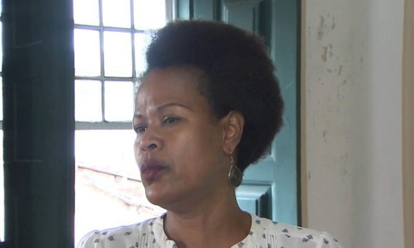 Professora Isabel Cristina  - Foto: Reprodução/TV Bahia