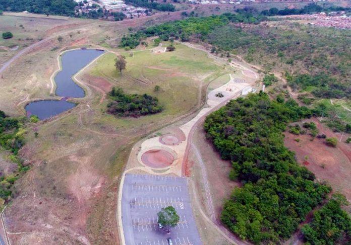 Parque da da Cidade de Anápolis - Foto: divulgação