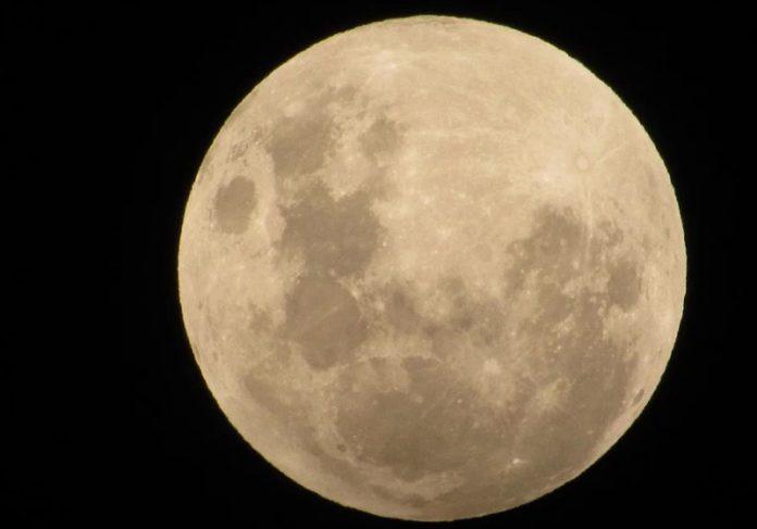 Eclipse Lunar penumbral - Foto: Pixabay