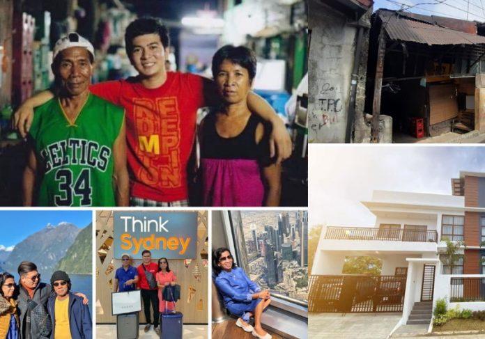 Jayvee mudou a vida dos pais e viralizou no Facebook Foto: reprodução|Fotos: Jayvee Lazaro Badile II|||||||