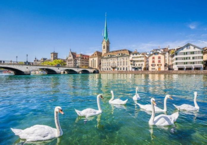 Zurique - Suíça Foto: Divulgação