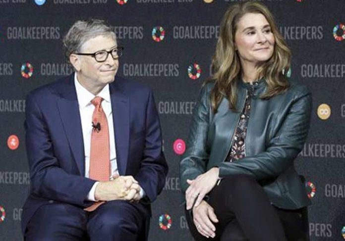 Mellinda e Bill Gates - Foto: Getty Images
