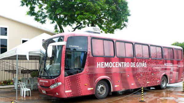 Foto: Hemocentro de Goiás / divulgação
