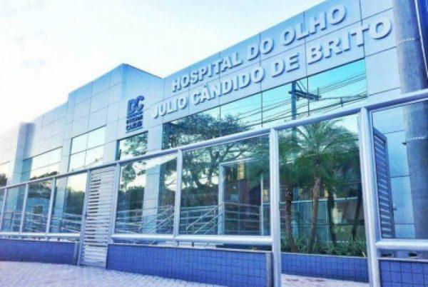 Hospital do Olho de Duque de Caxias - Foto: divulgação