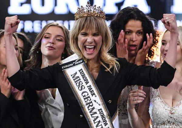 Leonie, Miss Alemanha 2020 - Foto: dpa/P.Seeger