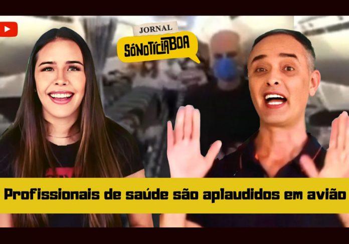 Lorena Fassina e Rinaldo de Oliveira - Foto: reprodução / Youtube