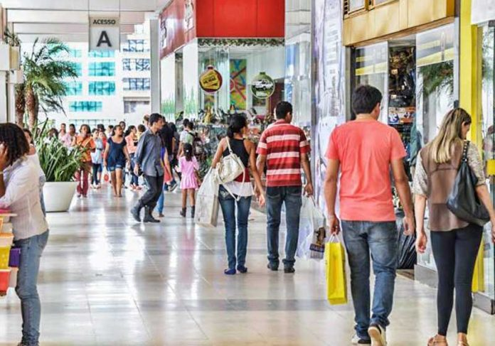 Shopping Nacional/Brasília - Foto: Valter Campanato/Agência Brasil