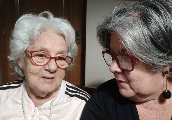 Francisquinha e Cláudia Alves - Foto: reprodução /Youtube