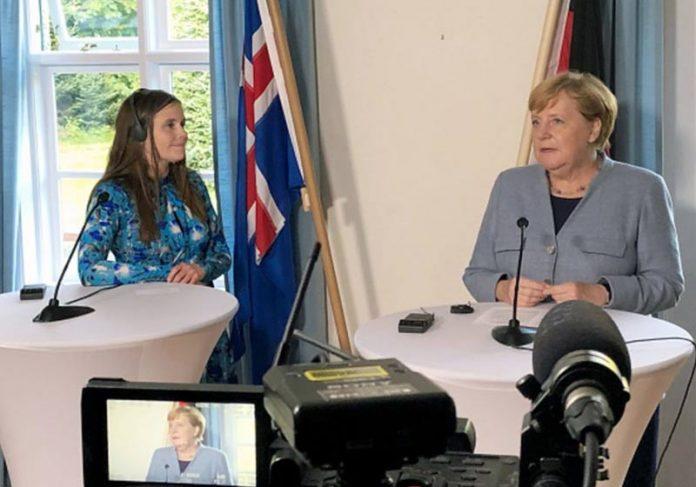 Primeira-ministra da Islândia