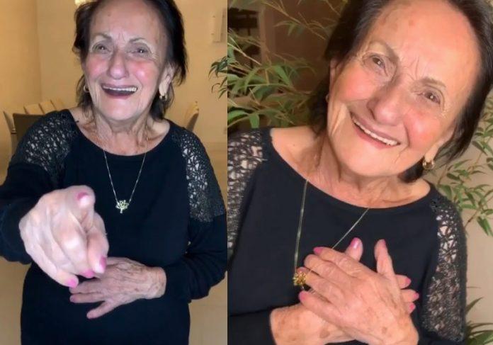 Dona Amália do Vó da Pomba - Fotos: reprodução / Instagram