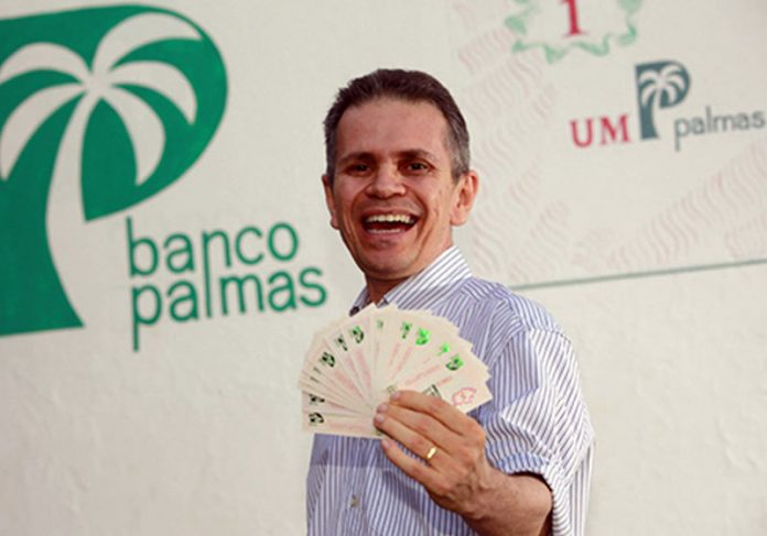 Joaquim Melo, criador do banco - Foto: divulgação