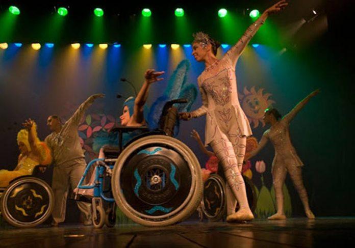 Dança sobre Rodas do Elos da Vida- Foto: divulgação