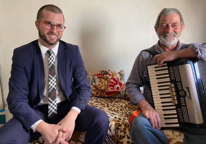 Artur e seu José - Foto: Tchaller Fernandes