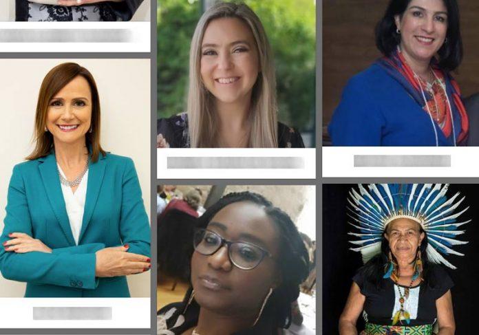 Parte das 26 homenageadas no Mulheres Eternas - Foto: divulgação