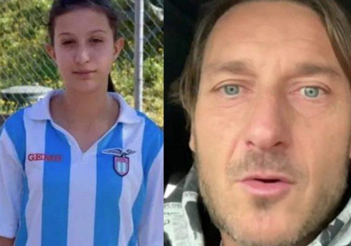 Ilenia e Totti - Fotos: Reprodução/Instagram @francescototti