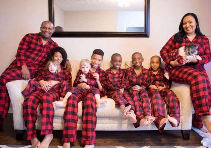A família reunida - Foto: arquivo pessoal