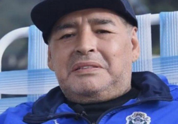 Diego Maradona - Foto: reprodução / Lance!
