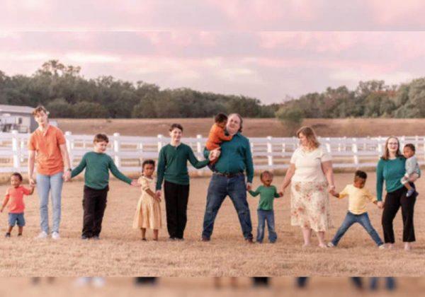 Família unida - Foto: Arquivo Pessoal