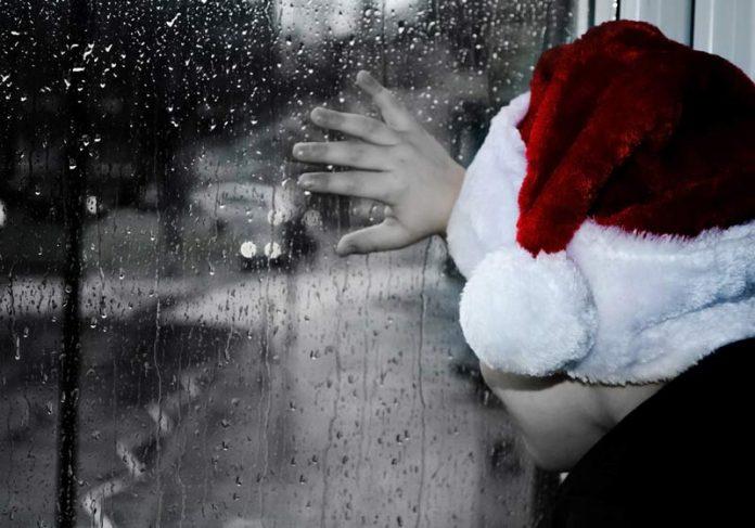 Solidão no Natal - Foto: Pixabay