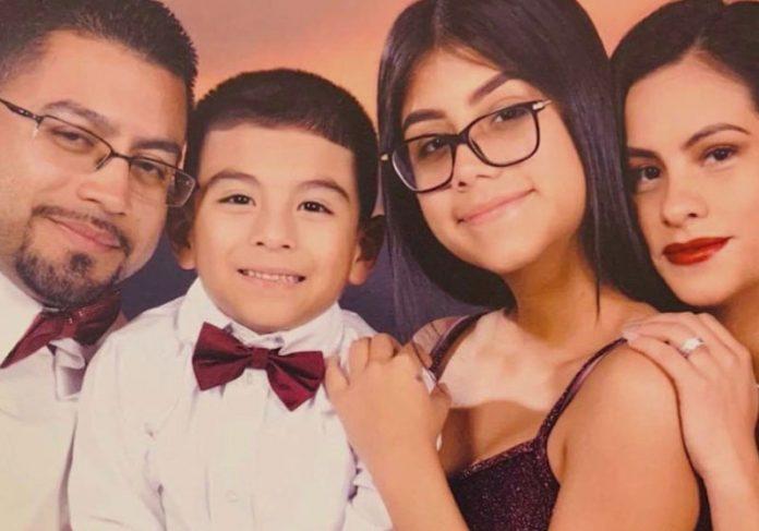 Família de Michael Martinez - Foto: arquivo pessoal