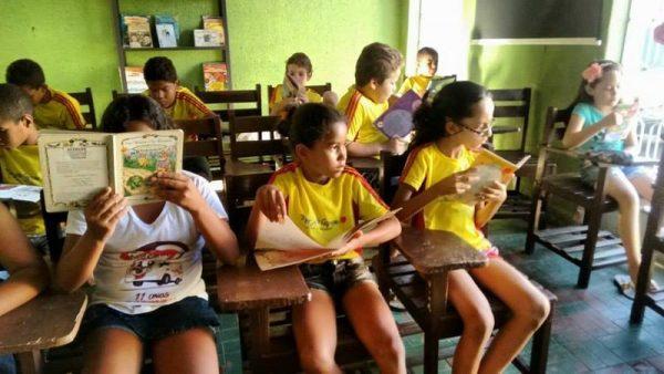 Crianças do Cafuné no Coração  - Foto: divulgação