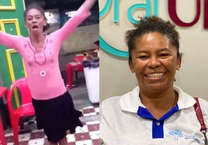 Marina Silva de Manaus em Julho de 2020 e agora - Fotos: reprodução / Instagram