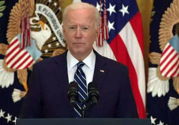 Joe Biden, presidente dos EUA defende quebra de patentes de vacinas contra Covid - Foto: reprodução / CNN