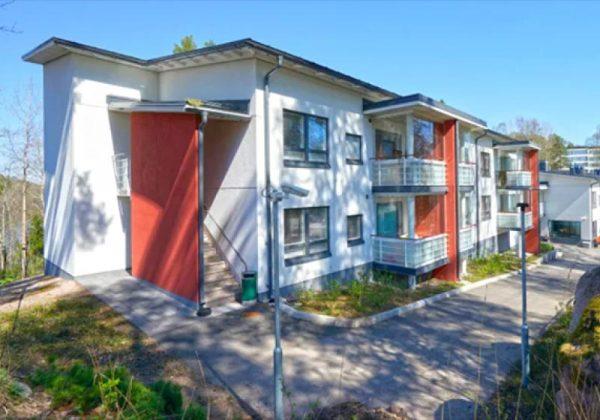 Casas populares oferecidas pelo governo finlandês - Foto: reprodução