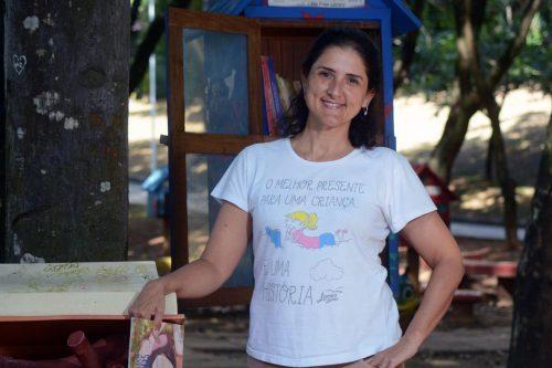 Raissa Martins fundou o Livre Livres em 2015 - Foto: arquivo pessoal