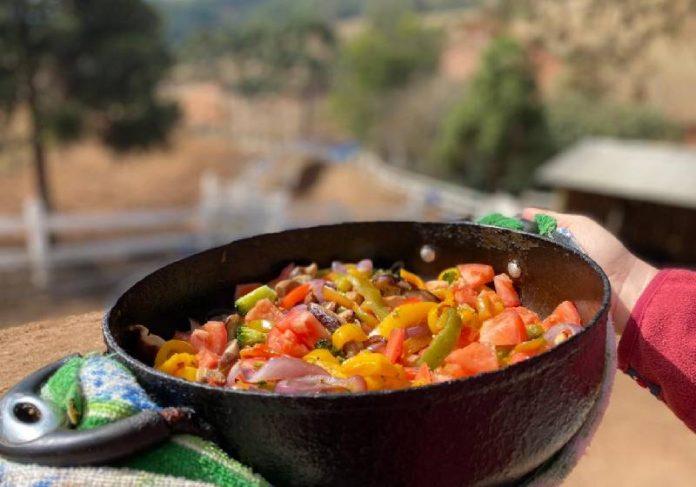 Receita do Dahl, prato vegano comum na culinária da Índia - Foto: Santuário Vale da Rainha