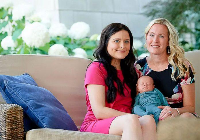 Chelsea e Cheryl se conheceram após transplante de útero - Foto: reprodução Today